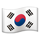 South Korean flag